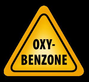 Oxybenzone-Sign