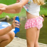 Common Sense the Rule with Spray Sunscreen